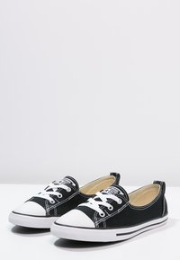 Converse - CHUCK TAYLOR ALL STAR BALLET LACE - Trainers - noir / blanc - 3