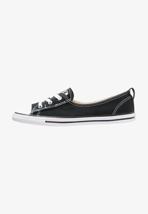 CHUCK TAYLOR ALL STAR BALLET LACE - Sneaker low - noir / blanc