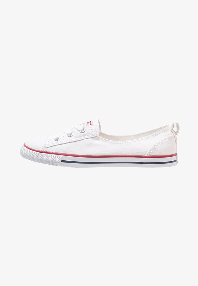 CHUCK TAYLOR ALL STAR BALLET LACE - Sneakers laag - blanc
