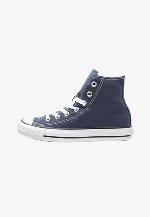 CHUCK TAYLOR ALL STAR HI - Korkeavartiset tennarit - navy