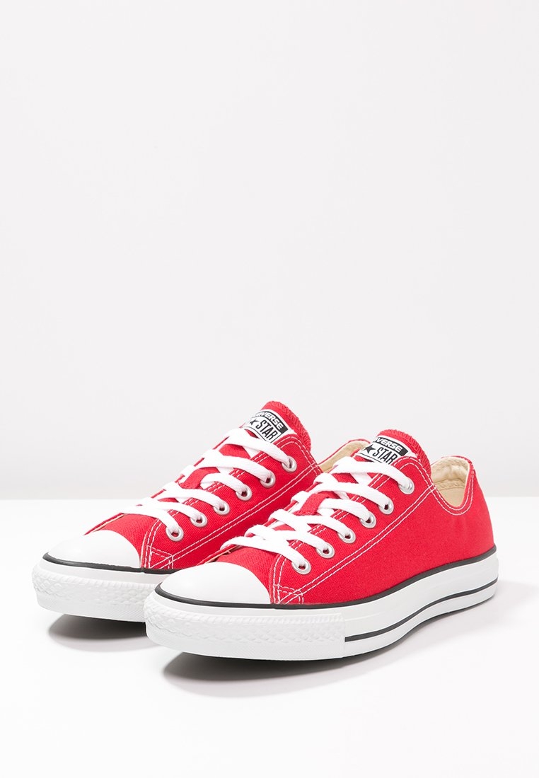 Converse CHUCK TAYLOR ALL STAR OX - Sneakers basse - red