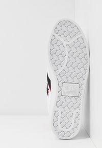 Converse - PRO - Sneakers alte - white/black/university red - 4