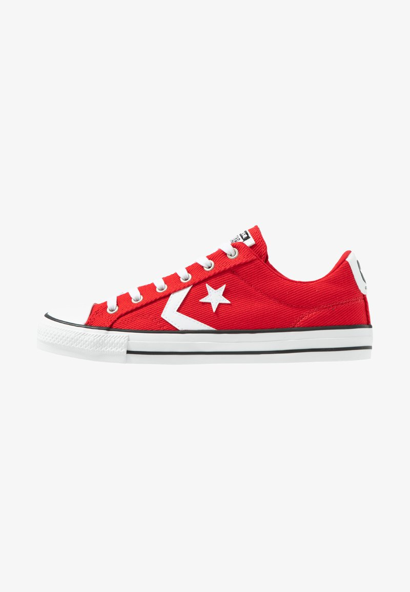 Converse - STAR PLAYER - Sneaker low - enamel red/white/black