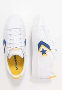 Converse - PRO - Sneakers basse - white/rush blue/coast - 1