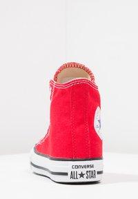 Converse - CHUCK TAYLOR ALLSTAR CORE - Høye joggesko - red - 3