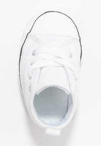 Converse - CHUCK TAYLOR FIRST STAR - Chaussons pour bébé - white - 1