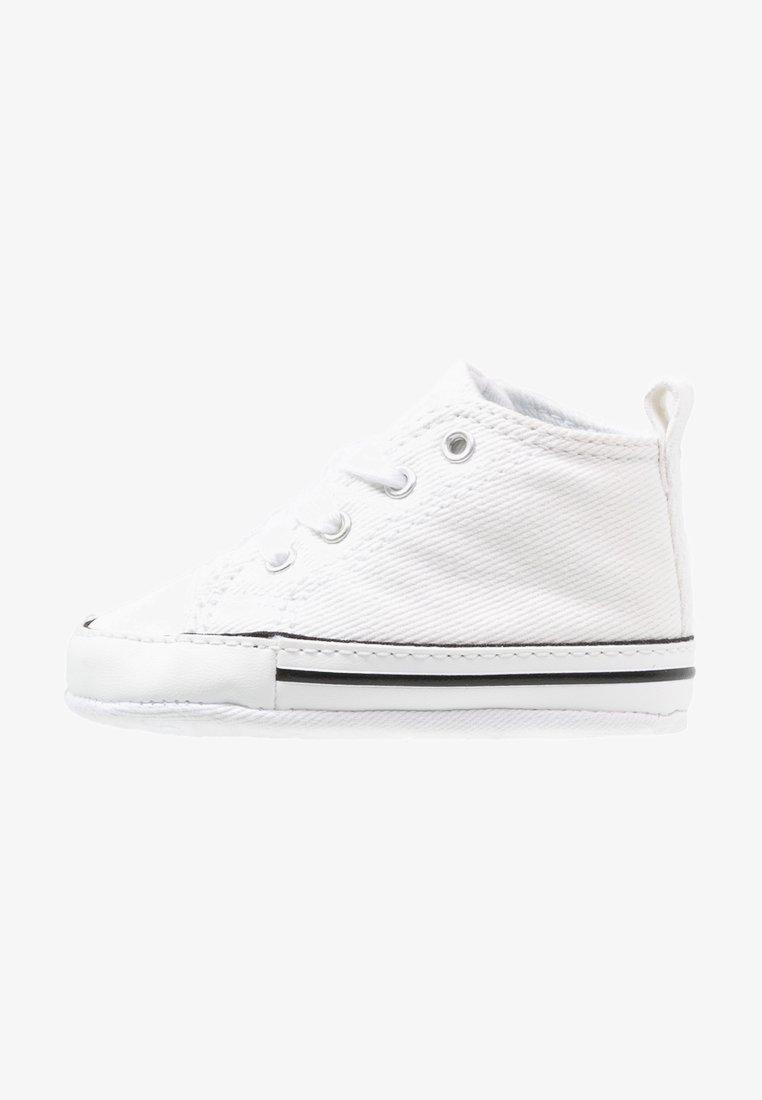 Converse - CHUCK TAYLOR FIRST STAR - Chaussons pour bébé - white