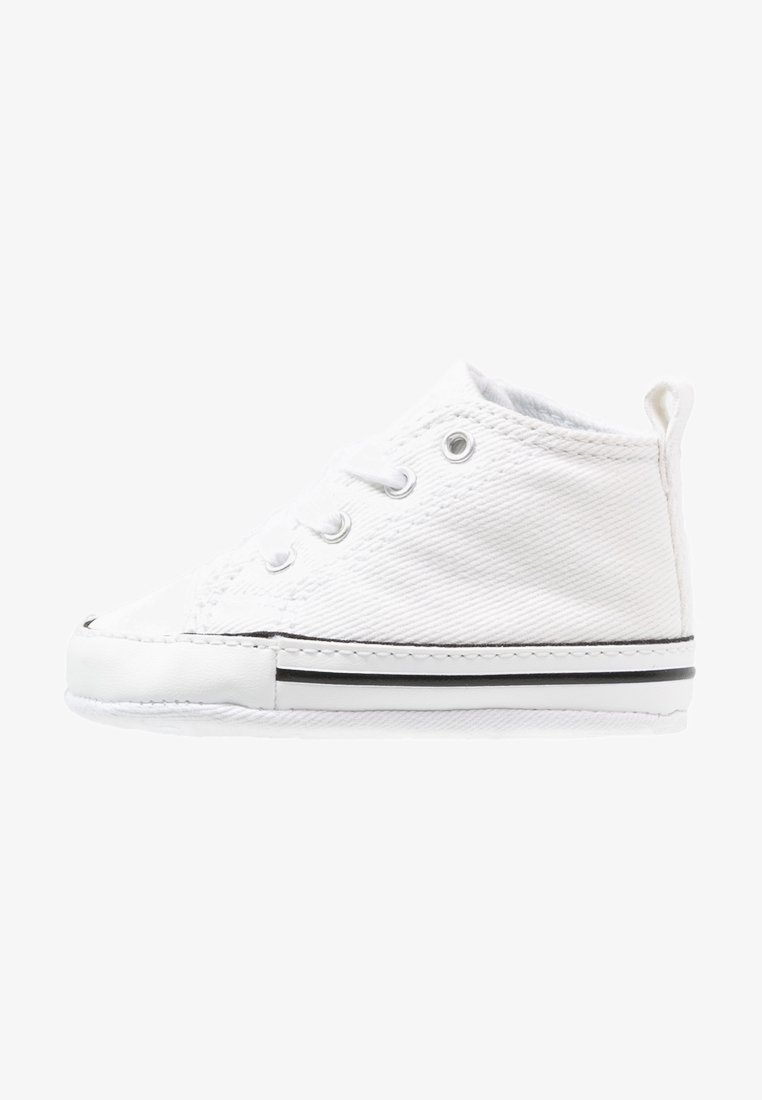 Converse - CHUCK TAYLOR FIRST STAR - Babyskor - white