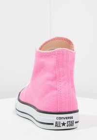 Converse - CHUCK TAYLOR ALL STAR - High-top trainers - pink - 3