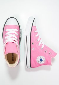 Converse - CHUCK TAYLOR ALL STAR - High-top trainers - pink - 1
