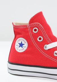 Converse - CHUCK TAYLOR ALL STAR - High-top trainers - rot - 5