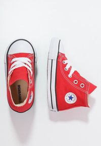 Converse - CHUCK TAYLOR ALL STAR - High-top trainers - rot - 1
