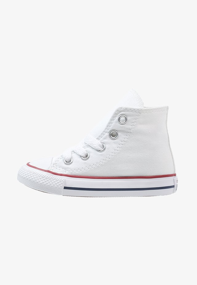 CHUCK TAYLOR AS CORE - Sneakers alte - optical white