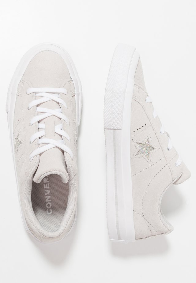 ONE STAR - Joggesko - mouse/white