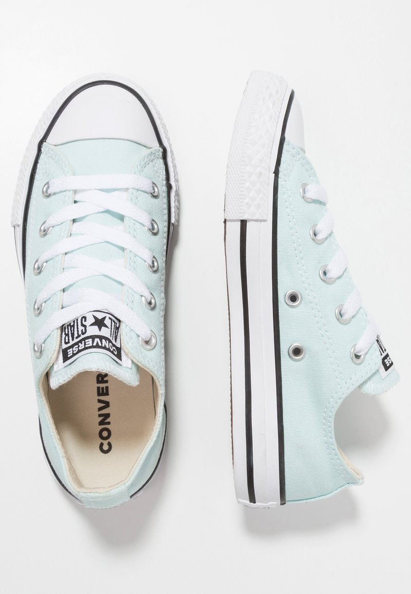 Converse - CHUCK TAYLOR ALL STAR - Joggesko - teal tint/natural ivory/white