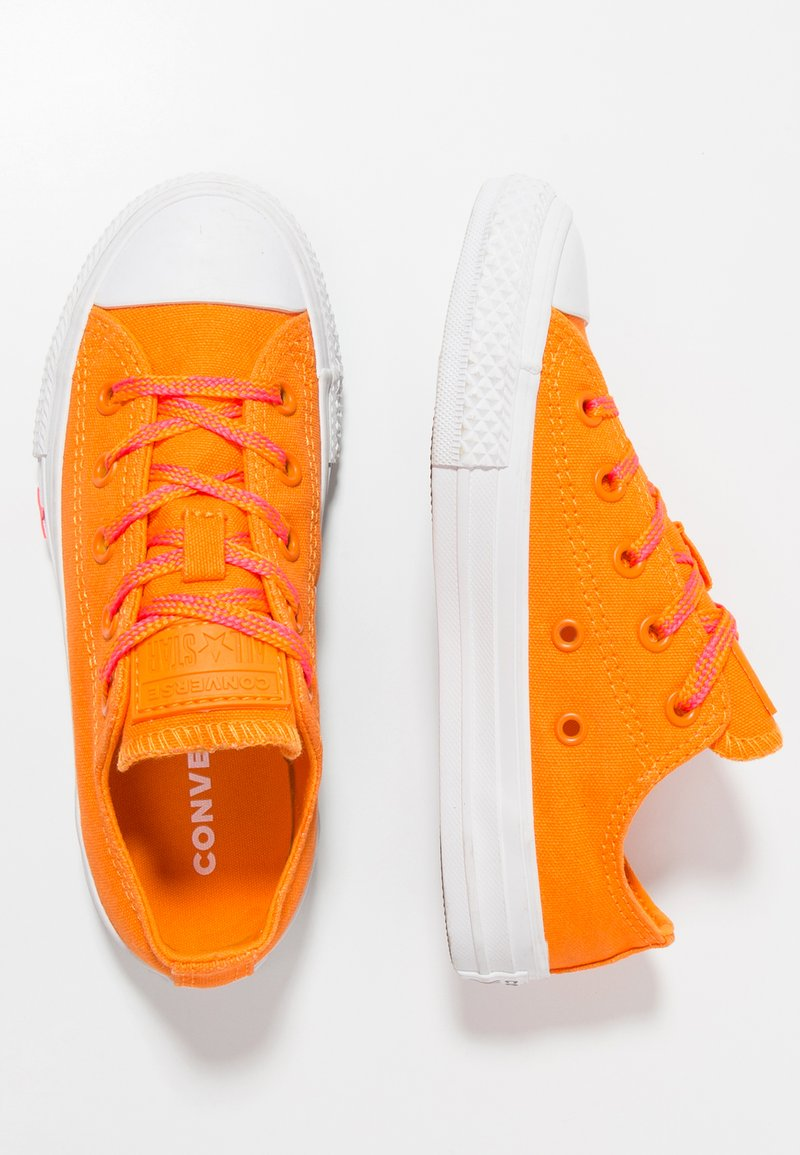 Converse - CHUCK TAYLOR ALL STAR OX - Sneakers basse - orange rind/racer pink/white
