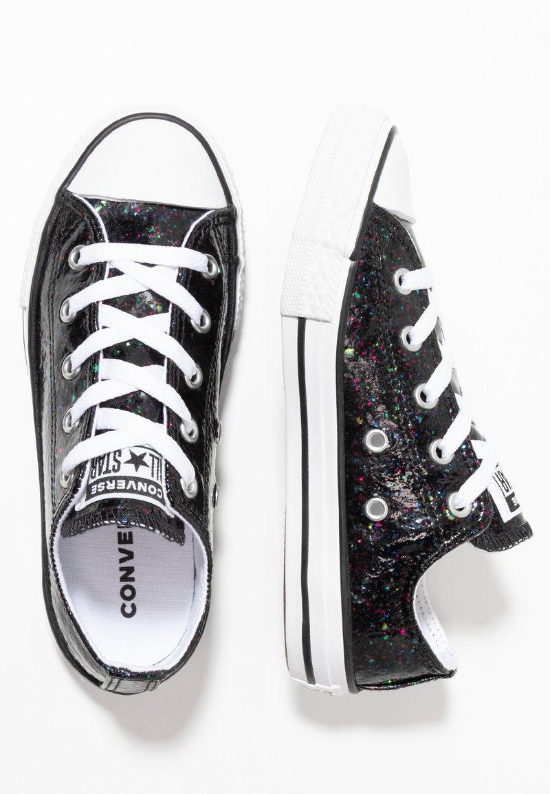 Converse - CHUCK TAYLOR ALL STAR GLITTER - Sneakersy niskie - black