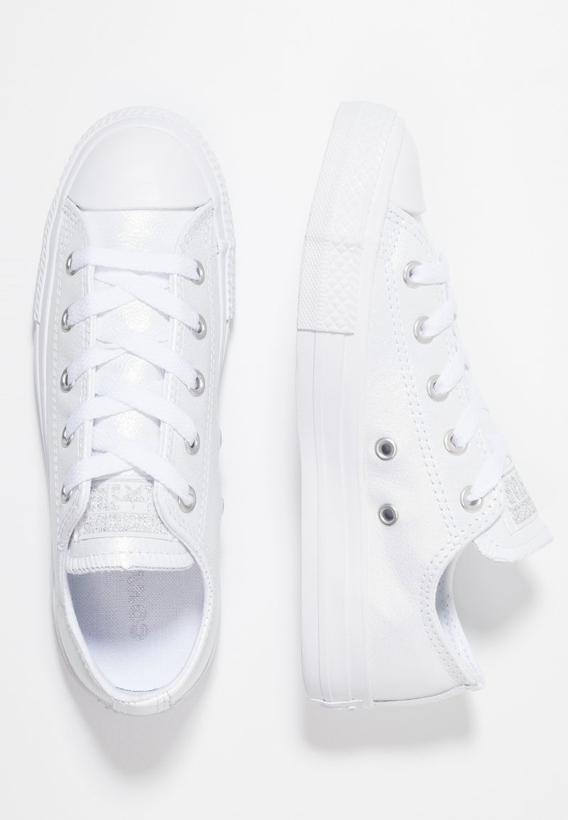 Converse - CHUCK TAYLOR ALL STAR IRIDESCENT - Sneakersy niskie - white