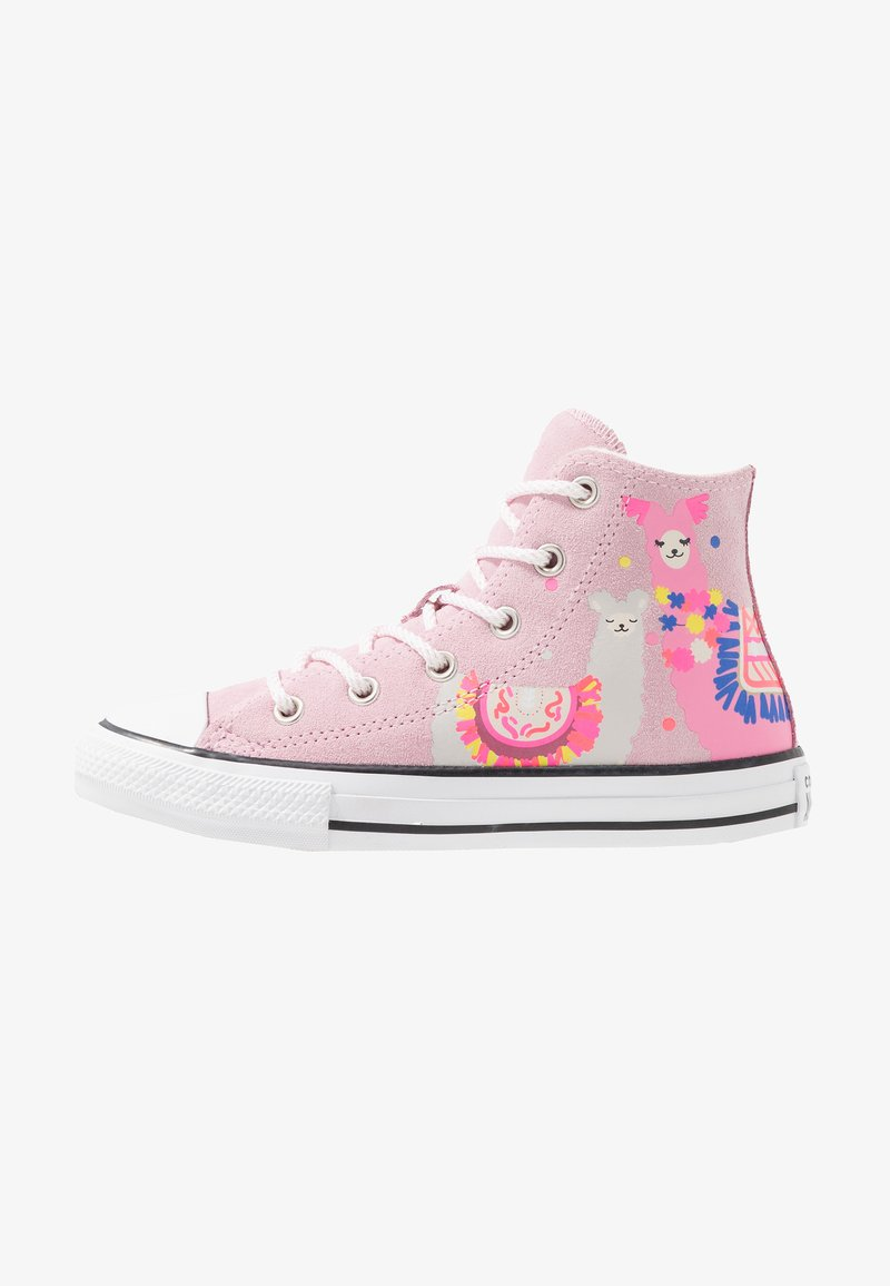 Converse - CHUCK TAYLOR ALL STAR  - High-top trainers - cherry blossom