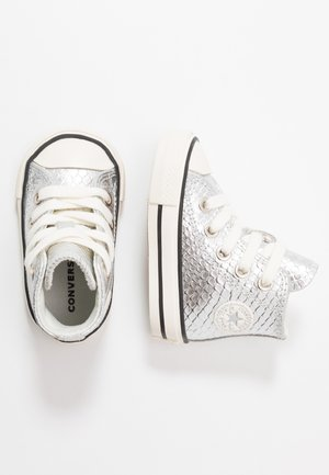 CHUCK TAYLOR ALL STAR - High-top trainers - pure silver/egret/black