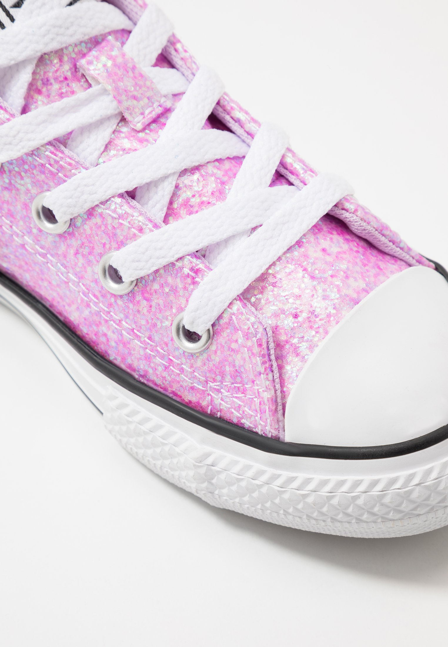 CHUCK TAYLOR ALL STAR COATED GLITTER Sneaker low lilac mistblackwhite