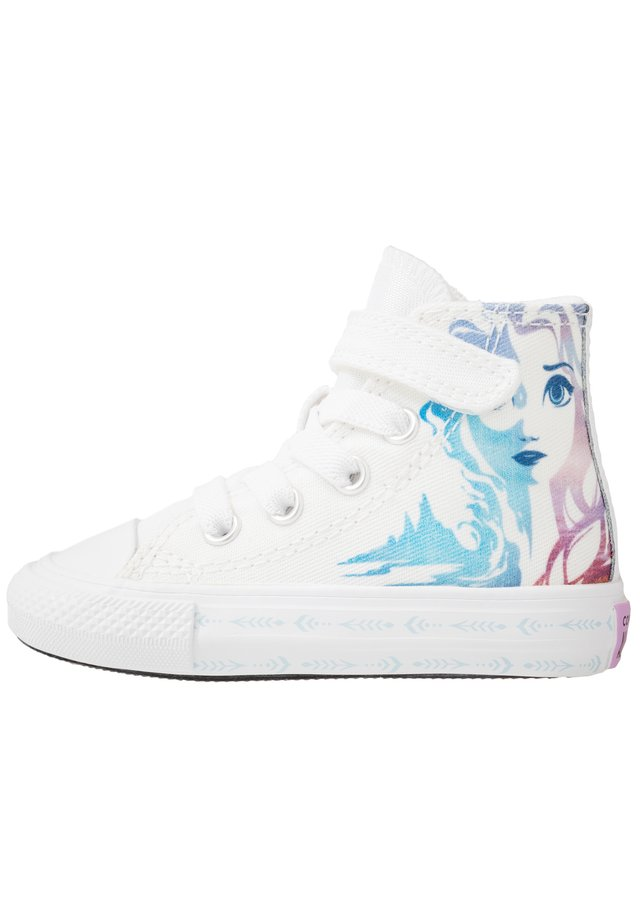 CHUCK TAYLOR ALL STAR FROZEN - Zapatillas altas - white/multicolor