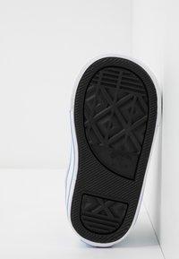 Converse - CHUCK TAYLOR ALL STAR FROZEN - Zapatillas altas - white/blue heron - 4