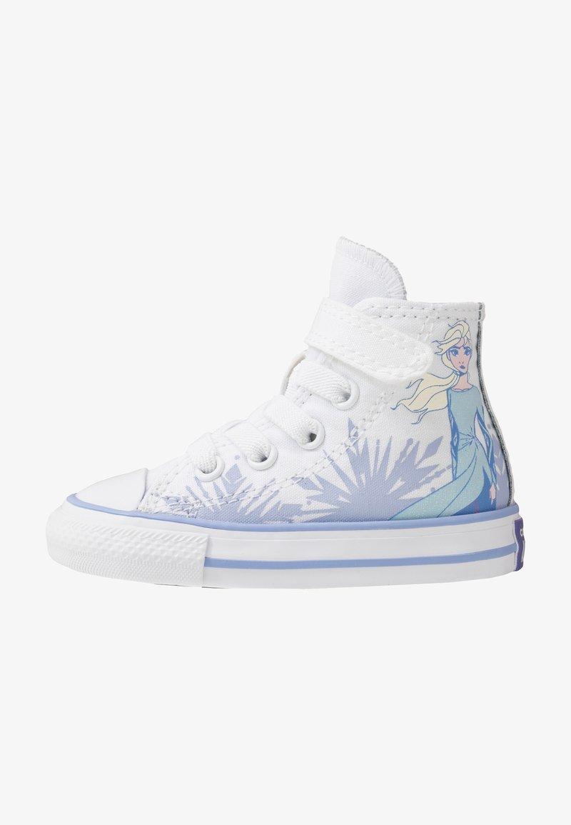 Converse - CHUCK TAYLOR ALL STAR FROZEN - Sneakers hoog - white/blue heron