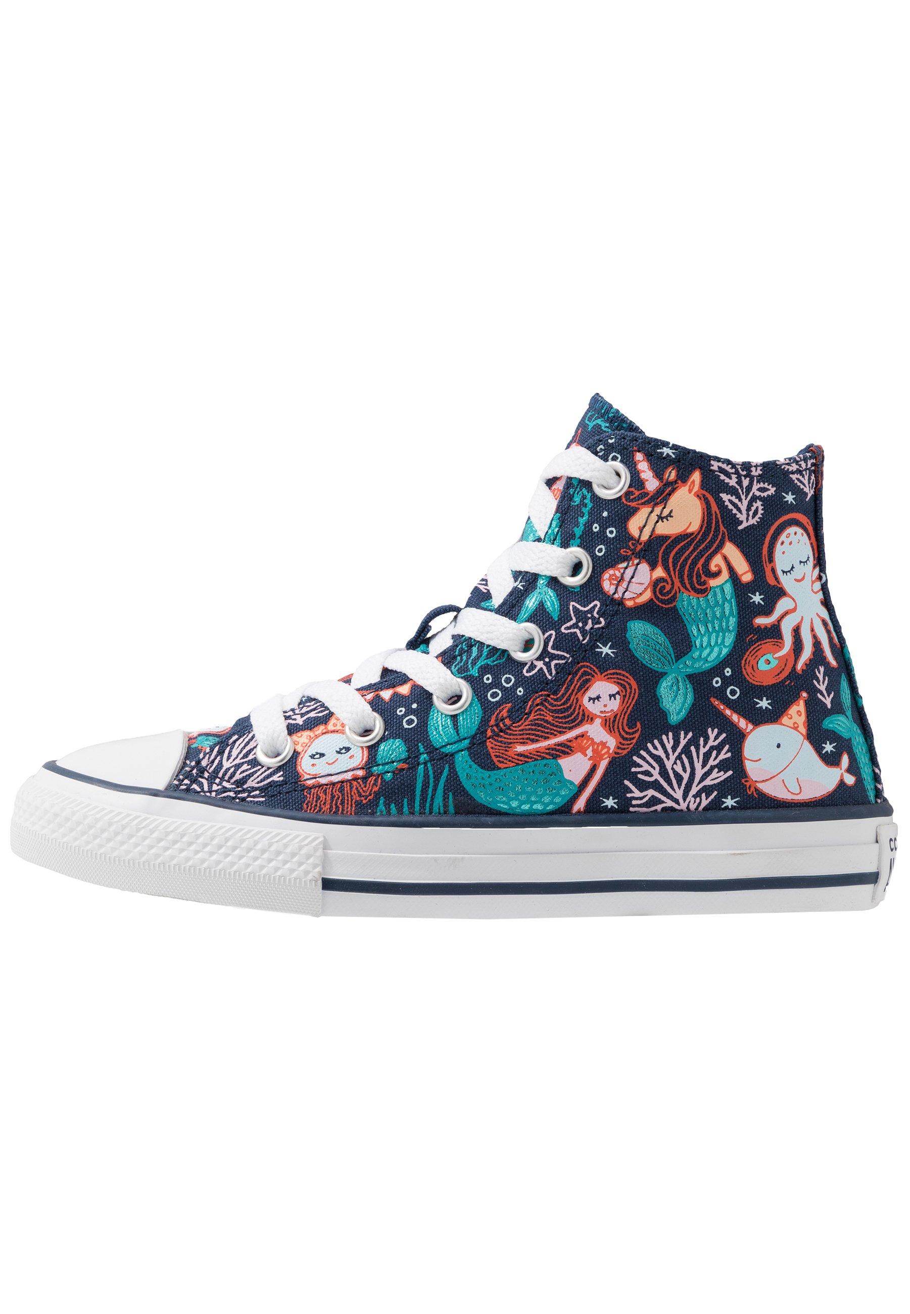 Converse Sneaker CHUCK TAYLOR ALL STAR MERMAID HI