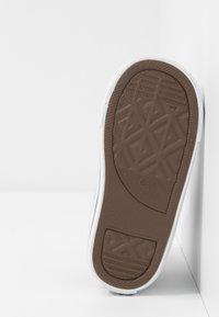 Converse - CHUCK TAYLOR ALL STAR MERMAID - Zapatillas altas - navy/rapid teal/white - 5