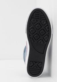 Converse - PRO BLAZE STRAP VARSITY - Zapatillas altas - blue slate/team red/white - 5