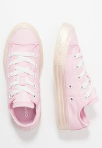 Converse - CHUCK TAYLOR ALL STAR PEARLIZED - Sneakers basse - cherry blossom/vintage white - 0