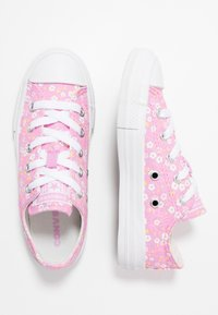 Converse - CHUCK TAYLOR ALL STAR - Tenisky - peony pink/topaz gold/white - 0