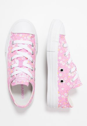 CHUCK TAYLOR ALL STAR - Sneakersy niskie - peony pink/topaz gold/white