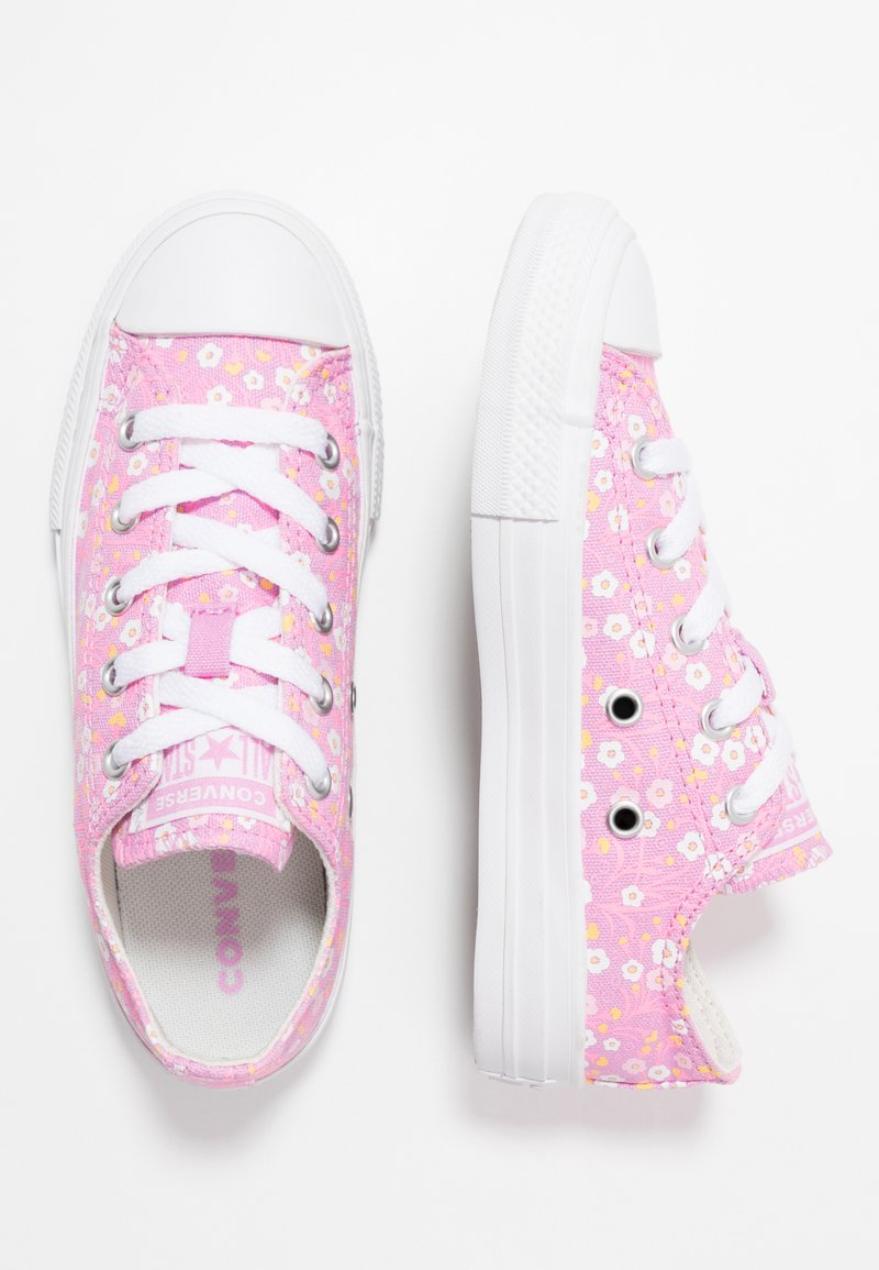 Converse - CHUCK TAYLOR ALL STAR - Tenisky - peony pink/topaz gold/white