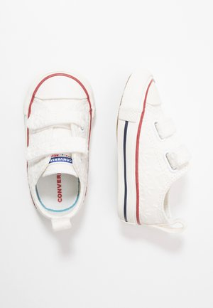 CHUCK TAYLOR ALL STAR LITTLE MISS CHUCK - Trainers - white/garnet/midnight navy