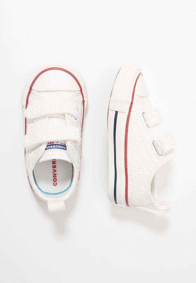 Converse - CHUCK TAYLOR ALL STAR LITTLE MISS CHUCK - Zapatillas - white/garnet/midnight navy