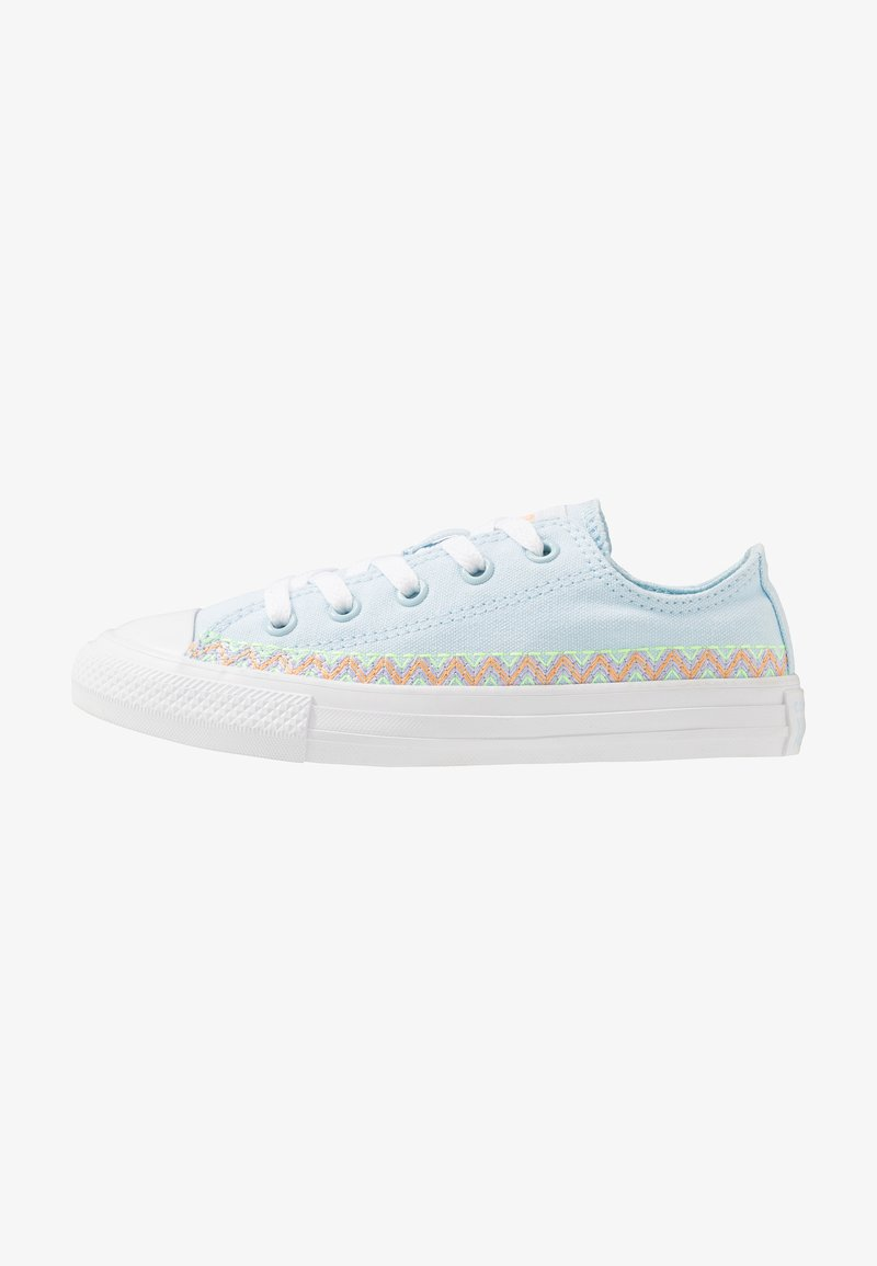 Converse - CHUCK TAYLOR ALL STAR - Sneakersy niskie - agate blue/moonstone violet