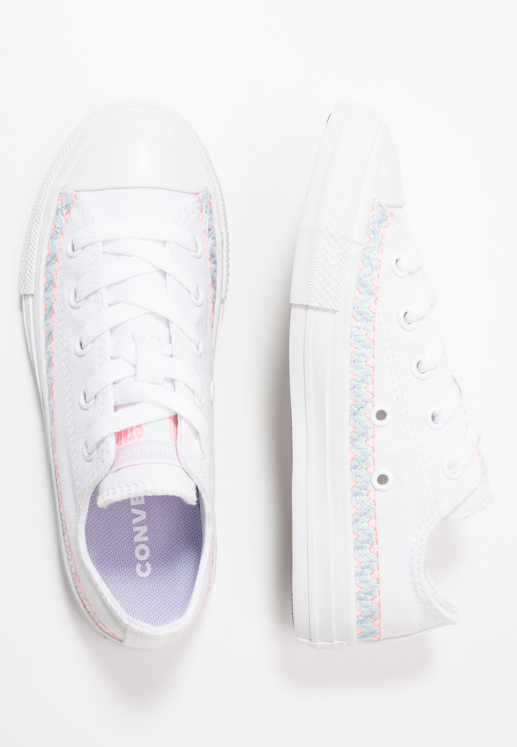 CHUCK TAYLOR ALL STAR Sneakers laag whitemoonstone violet