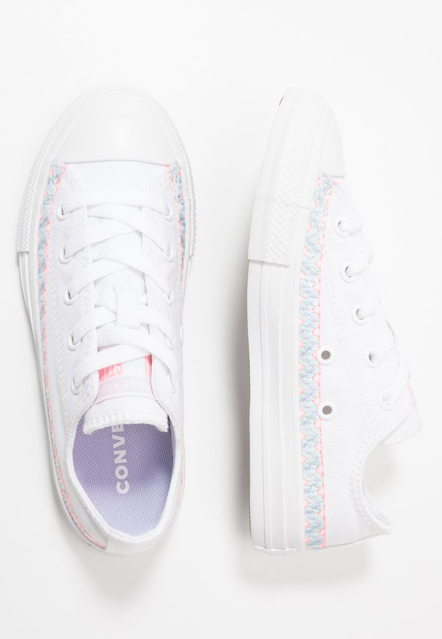 CHUCK TAYLOR ALL STAR - Sneakers laag - white/moonstone violet