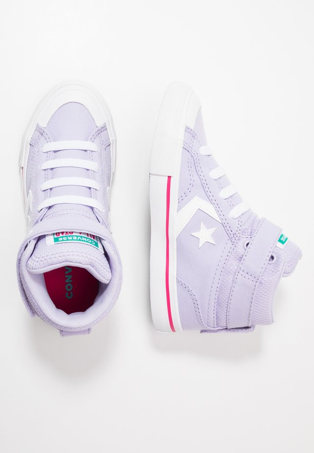 PRO BLAZE STRAP - High-top trainers - moonstone violet/cerise pink