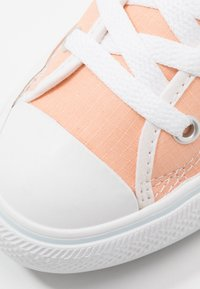 Converse - CHUCK TAYLOR ALL STAR - Sneakersy niskie - orange calcite/agate blue - 2
