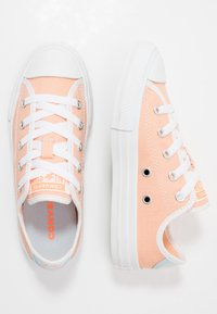 Converse - CHUCK TAYLOR ALL STAR - Sneakersy niskie - orange calcite/agate blue - 0