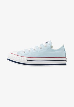 CHUCK TAYLOR ALL STAR PLATFORM EVA - Sneakersy niskie - agate blue/white/midnight navy