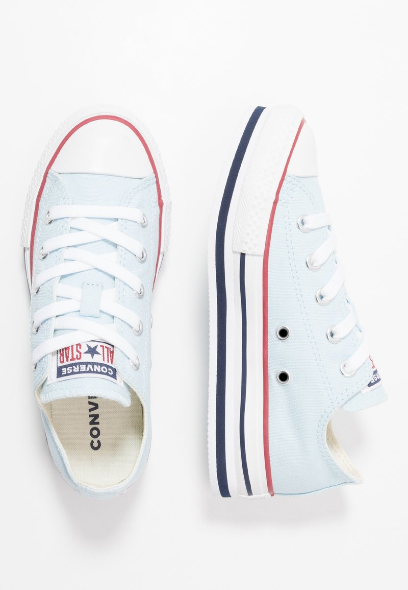 Converse - CHUCK TAYLOR ALL STAR PLATFORM EVA - Zapatillas - agate blue/white/midnight navy