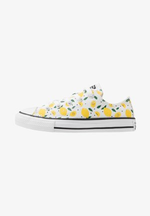 CHUCK TAYLOR ALL STAR - Sneakers basse - white/yellow/green