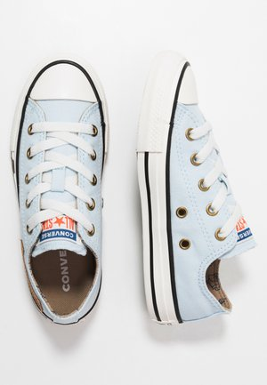 CHUCK TAYLOR ALL STAR - Sneakersy niskie - agate blue/khaki/vintage white