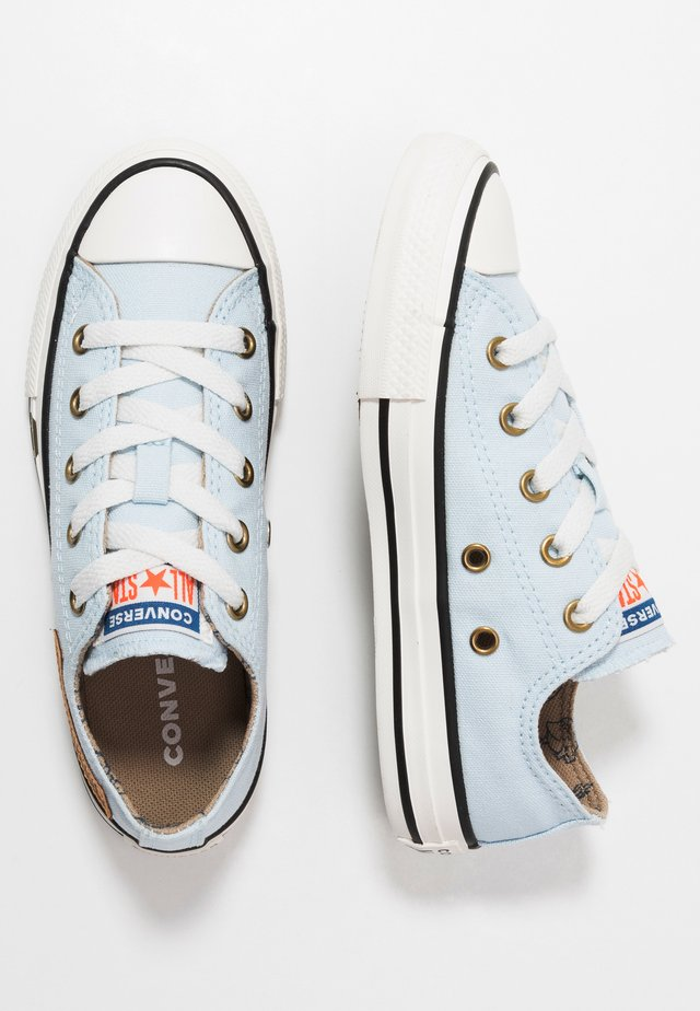 CHUCK TAYLOR ALL STAR - Sneakers laag - agate blue/khaki/vintage white