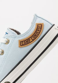 Converse - CHUCK TAYLOR ALL STAR - Sneakers laag - agate blue/khaki/vintage white - 2