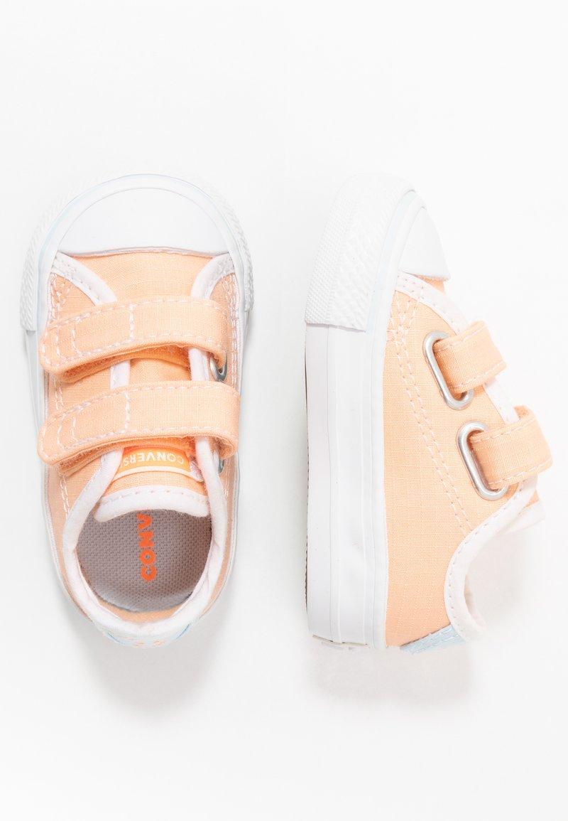 Converse - CHUCK TAYLOR ALL STAR - Trainers - orange calcite/agate blue